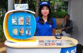 BCA Sebut Kenaikan Jumlah Pengguna Kerek Transaksi Kartu Flazz