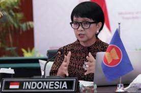 Indonesia Dorong Penguatan Hubungan dengan AS di Pertemuan…