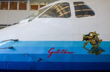Historia Bisnis: Mimpi Pesawat Murah Indonesia di Pundak Gatotkaca