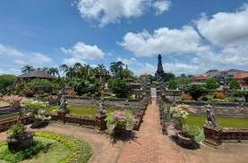 Monumen Kertha Gosa Terapkan Pembayaran Cashless