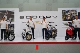 Hari Pahlawan, Astra Honda Luncurkan Scoopy Generasi…