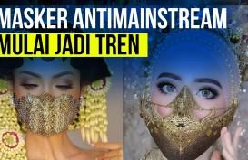 Masker Anti Mainstream Mulai Jadi Tren