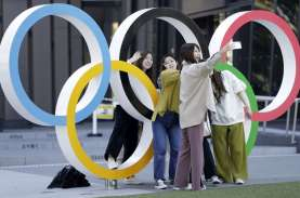Sebagian Besar Perusahaan Jepang Ingin Olimpiade Tokyo…
