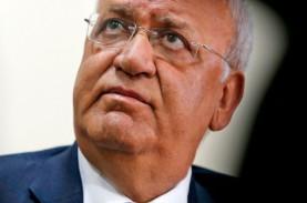 Negosiator Veteran Palestina Saeb Erekat Wafat Akibat…