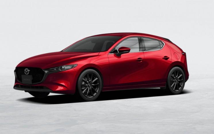 Kehadiran Mazda3 100th menjadi lebih spesial karena model ini telah menyabet gelar World Design Car of the Year 2020, pada April.  - Mazda