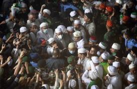 Massa Penyambut Habib Rizieq Dikaitkan dengan Cikeas, Ini Kata Demokrat