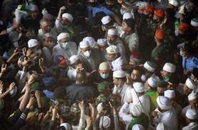 Massa Penyambut Habib Rizieq Dikaitkan dengan Cikeas,…