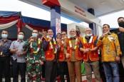 Pertamina Resmikan 3 Lembaga Penyalur BBM di Nias