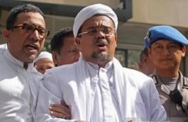 Penyidikan 2 Kasus Habib Rizieq di Polda Jabar Dihentikan