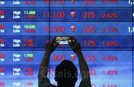 Pasar Pantau Progres Pilpres AS, Rekomendasi Saham HMSP hingga ANTM