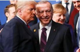 Erdogan Ucapkan Selamat untuk Biden, dan Terima Kasih untuk Trump