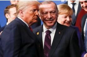 Erdogan Ucapkan Selamat untuk Biden, dan Terima Kasih…