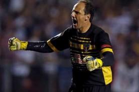 Flamengo Angkat Rogerio Ceni Jadi Pelatih Baru