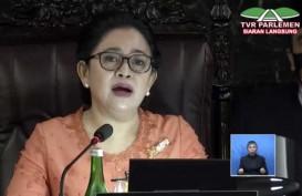 Puan Maharani Upacara Hari Pahlawan di Atas Kapal Perang, Komentar Netizen Bikin Kaget