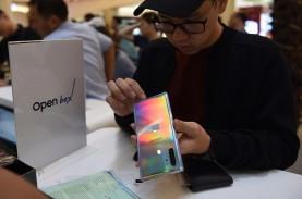 HP Samsung Jadi Favorit Buat Akses Internet