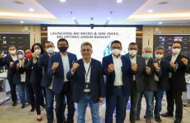 BRI Luncurkan Micro & SME Index, Optimistis UMKM Bangkit