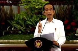 Jokowi Curhat Indeks Inklusi Keuangan RI Tertinggal dari Negara Tetangga
