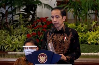 Di Hadapan Pelaku Fintech, Jokowi Sebut Literasi Keuangan Digital RI Masih Rendah