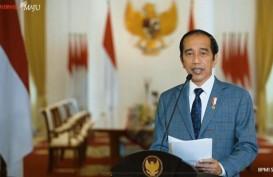 Jokowi Hadiri HUT Ke-9 Partai Nasdem Secara Virtual
