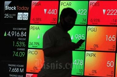5 Berita Populer Market, Rekomendasi Saham & Pergerakan IHSG dan Harga Emas