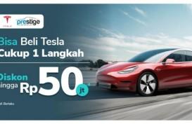 Tesla Model 3 Hadir di Tokopedia, Ini Spesifikasinya