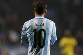 Jadwal Pra-Piala Dunia 2022 : Uruguay vs Brasil, Argentina…