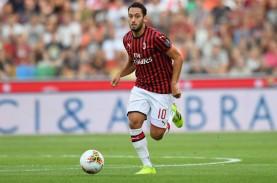 Masa Depan Calhanoglu di Milan Tak Jelas, Atletico…
