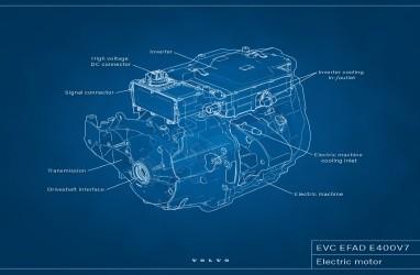 Volvo Cars Investasi Kembangkan Motor Listrik Sendiri : Visi 2040