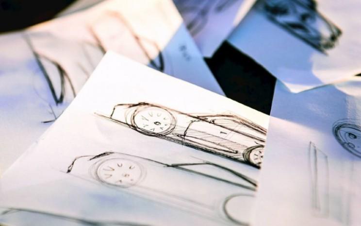Porsche Unseen. Ada dua kemungkinan untuk terus berkembang sebagai merek.  - Porsche.