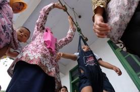 Setahun Jokowi-Amin, Angka Stunting Turun ke 27,67…
