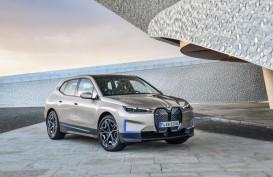 BMW Luncurkan Penantang Mobil Listrik Tesla X