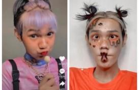 Pelajar SMK Ini Sukses Jadi Influencer dengan Konten Makeup Karakter