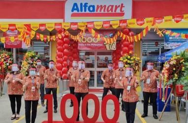 Alfamart Resmikan Gerai ke-1.000 di Filipina