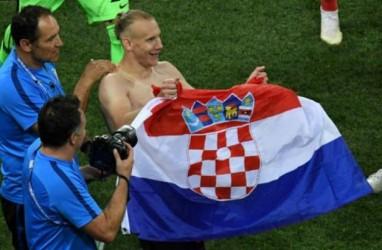 Kapten Kroasia Positif Covid, Tapi Tetap Main vs Turki