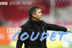 Eks Pemain River Plate Eduardo Coudet Pelatih Baru…