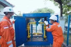 PENGEMBANGAN GAS RUMAH TANGGA : Proyek Jargas PGN…
