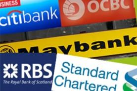 KINERJA 2021: Bank Asing Diadang Tantangan
