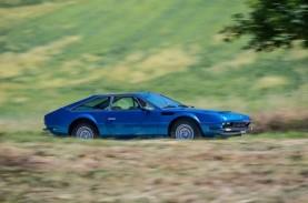 Usia Setengah Abad, Lamborghini Jarama GT Masih Mempesona