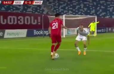 Berkat Gol Pandev, Makedonia Utara Lolos ke Putaran Final Euro