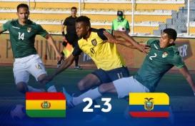 Hasil Pra-Piala Dunia 2022, Ekuador Atasi Tuan Rumah Bolivia