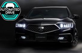 Dapat Lampu Hijau, Honda Segera Rilis Legend Otonom Level 3