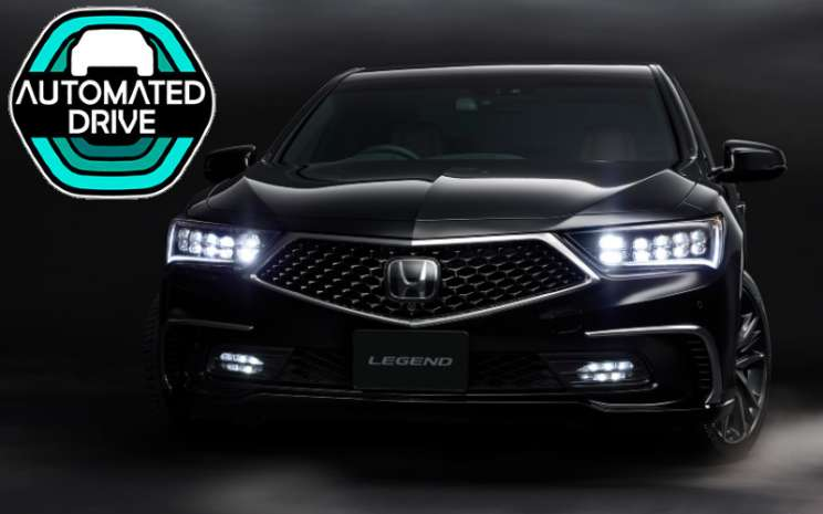 Honda Legend adalah sedan medium yang dibuat oleh produsen mobil Jepang Honda. Legend terlahir dari Proyek XX, yang digagas Honda bersama Austin Rover Group of Great Britain pada November 1981.  - Honda