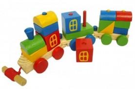 Tak Perlu Mainan Mahal, Ini Jenis Mainan yang Tepat…