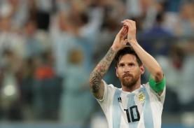 Hasil Pra-Piala Dunia 2022, Argentina & Messi Dipaksa…