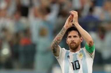 Hasil Pra-Piala Dunia 2022, Argentina & Messi Dipaksa Imbang Paraguay