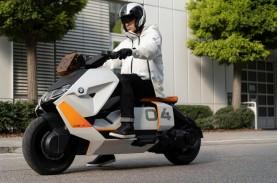 BMW Motorrad Definition CE 04 Gabungkan Dunia Analog…