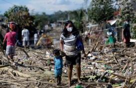 Topan Vamco Hajar Filipina, 39 Orang Tewas. Vietnam Siap-Siap