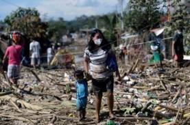 Topan Vamco Hajar Filipina, 39 Orang Tewas. Vietnam…