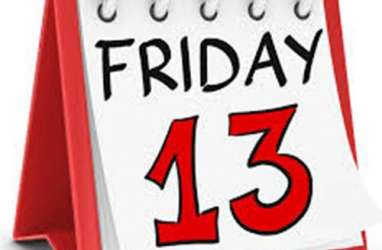 Penanggalan Friday 13 th Terjadi Hari Ini