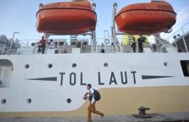 Arus Balik Tol Laut, 16 Kontainer Beras Dikirim ke Surabaya